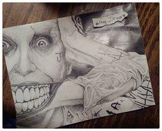 Joker (SuicideSquad) by AridayWac on DeviantArt