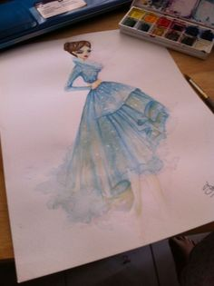 Christian Dior Fashion Sketch FW2011 by StephBEM Dior Fashion 2886d9de1043