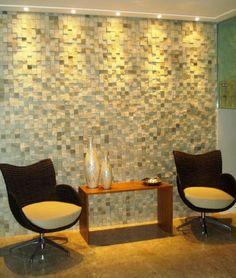 Pedras-mosaico-parede