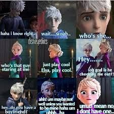 jack frost and elsa - Google Search