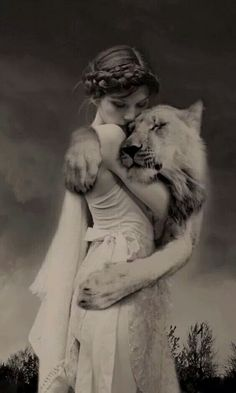 Sometimes Just sometimes It's love alone That can tame The wild beast