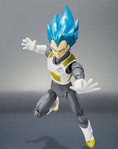 ToyzMag.com » S.H.Figuarts Vegeta SSGSS – Dragon Ball