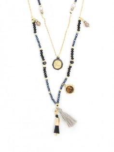 Ancestral Drops Necklace N1733