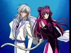 Yue and Ruby Moon