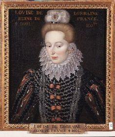 louise de lorraine wife of Henri III