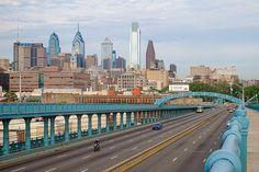 Bridge to Philadelphia  USA