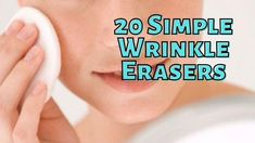 20 Simple Wrinkle Erasers Mole Meaning, Beauty Makeup Tips, Beauty Routines, Collagen, Meant To Be, Simple, Youtube, Collages, Youtubers