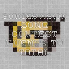 Bundesvision Song Contest - Events - TV total