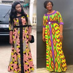 African Fashion Ankara, Latest African Fashion Dresses, African Print Fashion, Africa Fashion, Long African Dresses, African Print Dresses, African Blouses, Africa Dress, African Traditional Dresses