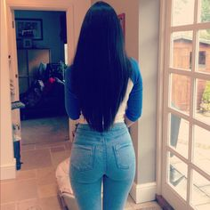 That hair length though.!