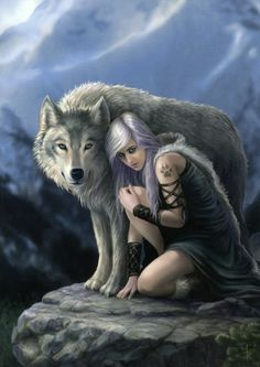 Protector ~ Anne Stokes