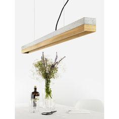 PRODUCTS :: LIVING AND DESIGN :: LIGHTING :: Hanging lamps :: [C1]oak Pendant light