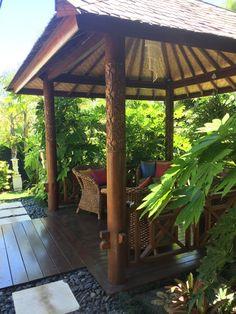 Balinese garden design by Melisa Dixon balinais