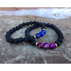 2 PC SET! Forever Yours Relationship/Friendship Bracelets - Galaxy Accessories