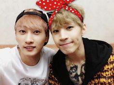 Henry y EunHyuk