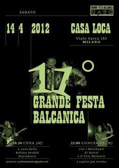 11 Festa Balcanica