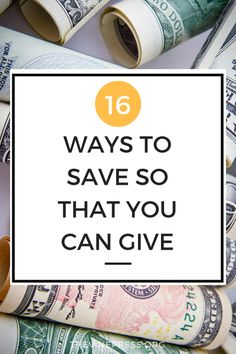 Minimalism for a Purpose, Mission.  Save money to give - The Vine Press