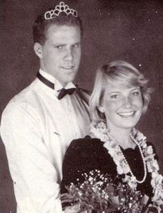 Yeah, its Will Ferrels prom picture.