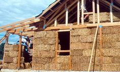 Eco Homes from the Earth: Strawbale