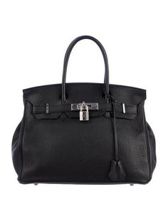 e7697a7810 Hermès Clemence Birkin 30 - I have a version of this I pick up on one of my  trips to Canada. Damn now I want the real thing.