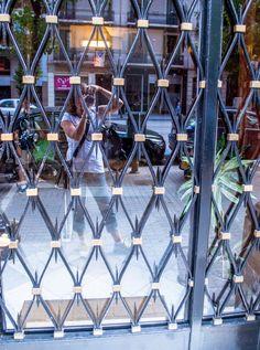 Modern Selfie in Vintage Door in Spain Carissa Rogers goodncrazy photography