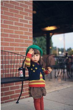画像 : かわいい!絵本みたいな子供服!ANNIKA アニカ 2012秋冬COLLECTION 韓国 - NAVER まとめ