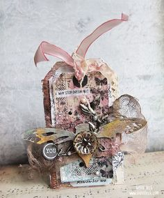 Mixed Media Place: Why Stop Dreaming