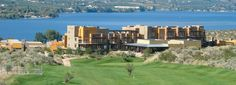 I will be here on Aug YAY! The Spirit Ridge Vineyard Resort & Spa in Osoyoos, BC is a fab place for wine lovers (like me! Osoyoos Bc, Travel Around The World, Around The Worlds, Wine Country, Resort Spa, Outdoor Pool, Best Hotels, Places To See, Vineyard