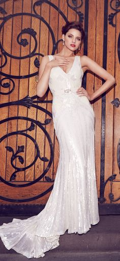 Gorgeous wedding dresses from the 2014 bridal collection of Aussie designer Karen Willis Holmes Bridal Gowns, Wedding Gowns, Karen Willis Holmes, Wedding Dress Gallery, Gorgeous Wedding Dress, Bridal Collection, Special Occasion Dresses, Bride, Formal Dresses
