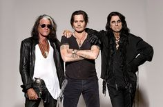 Hollywood Vampires Going on Summer Tour - MuzWave