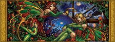 facebook happy yule covers - Google Search