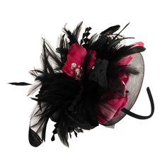 Madam Foo Foo Couture Parade and Party Fascinator Headband #VonMaur
