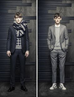 The New Essentials: Officine Generale Fall/Winter 2014 image Officine Generale Fall Winter 2014 001 800x1055