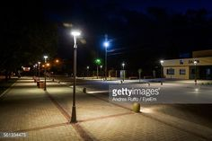 "Illuminated Street By Building At Night (from <a href=""http://andresruffo.photography/picture.php?/1818/recent_pics"">Photos by © Andres A Ruffo </a>)"