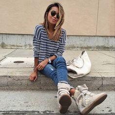 Isabel Marant, sneakers