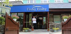 Fishy Fishy Restaurant