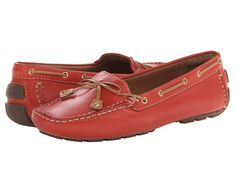 Clarks Dunbar Racer Red - Zappos.com Free Shipping BOTH Ways