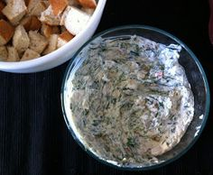 Do You Know the Muffin Pan?: My Famous Super Bowl Spinach Dip