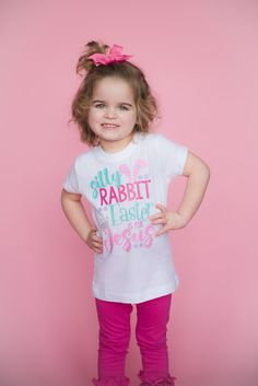 Silly Rabbit Easter is for Jesus by CreativeCreationsLLC on Etsy