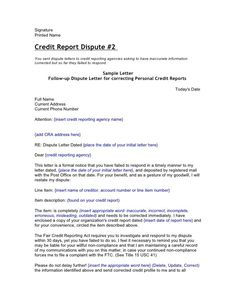 Credit Note Letter Sample Credit Repair Secrets Exposed Here