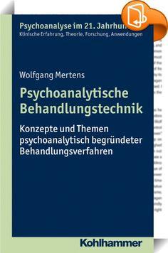 Psychoanalytische Behandlungstechnik    ::  Psychoanalytisch begründete Behandlungsverfahren, das sind v. a. die analytische und die tiefenpsychologisch fundierte Psychotherapie, wurden im Jahr 1967 aufgrund des empirischen Nachweises ihrer Wirksamkeit in Deutschland als Kassenleistung eingeführt. Sie nehmen zentrale Aufgaben in der psychotherapeutischen Versorgung der Bevölkerung wahr. Wenngleich Freuds Psychoanalyse immer noch die Grundlage dieser Verfahren darstellt, haben sich doch...