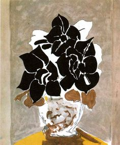 Georges Braque, Amaryllis, 1958