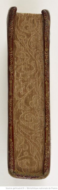 ALBUM AMICORUM de Jean Durand (1583-1592). In-8 de 2 f. lim. et 380 p., mar. r., comp. de mos. de mar. v., riche dorure à petits fers, tr. d...