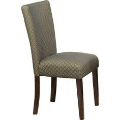 Traditional Parsons Chair   Wayfair