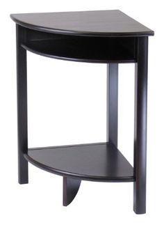 Corner Accent Table With Drawer $99 Perfect For The Corner Behind The Front  Door | Home Ideas | Pinterest | Corner Accent Table, Drawers And Living  Rooms