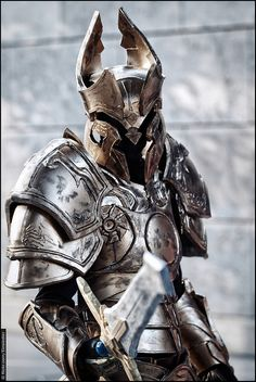Now THAT is armor.