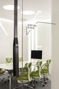 Interaction - BWM Office,© He Yuansheng