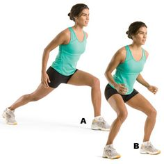 Two-Way Jump | Women's Health Magazine