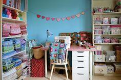 My Space: Jenny Arnott | Mollie Makes