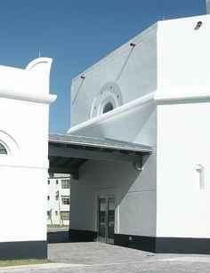 Leon Krier | Escuela de Arquitectura de la Universidad de Miami | Jorge M. Pérez Architecture Center | 2000-2005